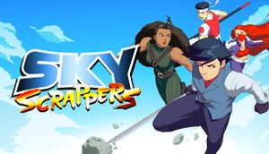 SkyScrappers cover