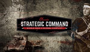 Strategic Command Classic: Global Conflict cover