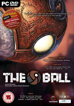 The Ball cover