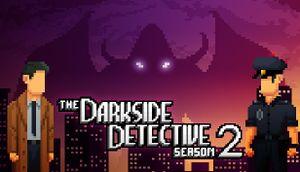 The Darkside Detective: Season 2 cover