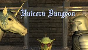 Unicorn Dungeon cover