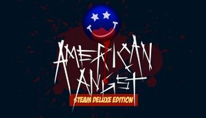 American Angst cover