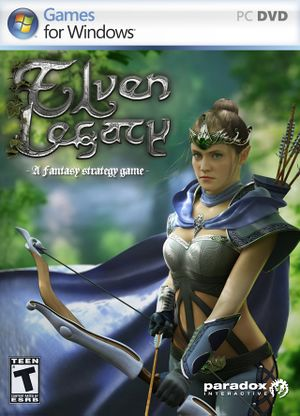 Elven Legacy cover