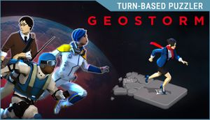 Geostorm - Turn-Based Puzzler cover