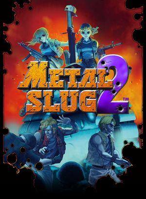 Metal Slug 2 cover