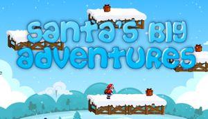 Santa's Big Adventures cover