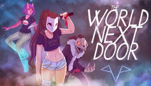 The World Next Door cover