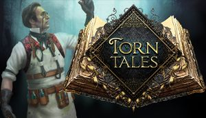 Torn Tales cover