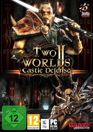 Two Worlds II Castle Defense cover
