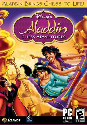 Aladdin Chess Adventures cover