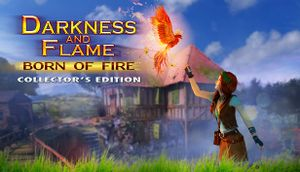 Darkness and Flame: Born of Fire cover