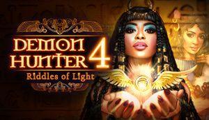 Demon Hunter 4: Riddles of Light cover