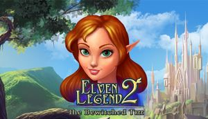 Elven Legend 2: The Bewitched Tree cover