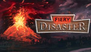 Fiery Disaster cover