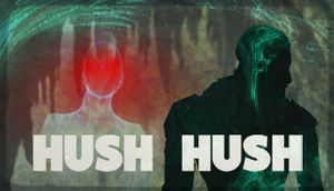 Hush Hush - Unlimited Survival Horror cover