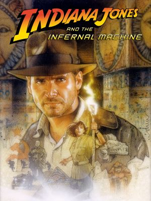 Indiana Jones and the Infernal Machine cover