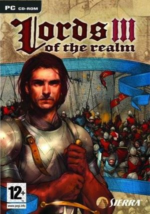 Lords of the Realm III cover