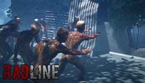 Radline: Quarantine cover