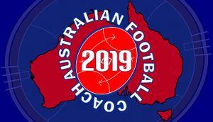 Australian Football Coach 2019 cover