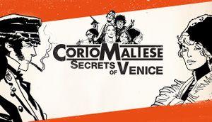 Corto Maltese - Secrets of Venice cover