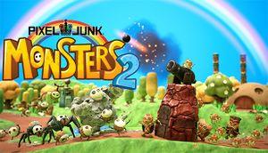 PixelJunk Monsters 2 cover