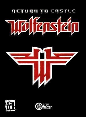 Return to Castle Wolfenstein cover