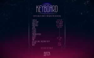 Keyboard remapping.