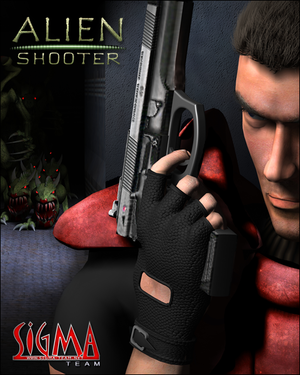 Alien Shooter cover