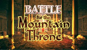 Battle for Mountain Throne cover