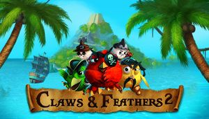 Claws & Feathers 2 cover