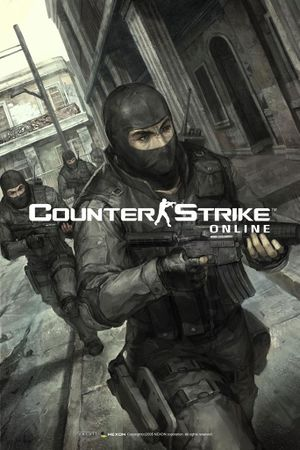 Counter-Strike Online cover
