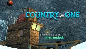 Country of One cover