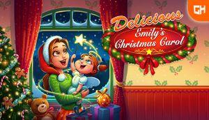 Delicious - Emily's Christmas Carol cover