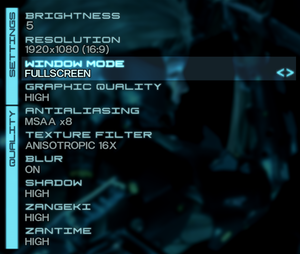Metal Gear Rising: Revengeance - PCGamingWiki PCGW - bugs, fixes