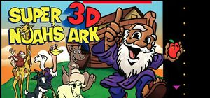 Super 3-D Noah's Ark cover
