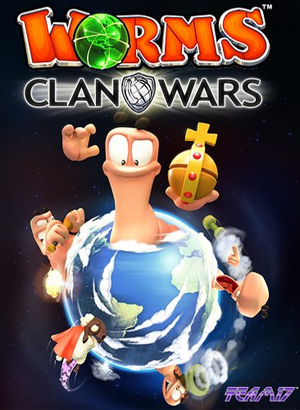 Worms Clan Wars cover