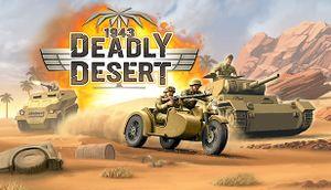 1943 Deadly Desert cover