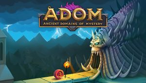 ADOM: Ancient Domains of Mystery cover