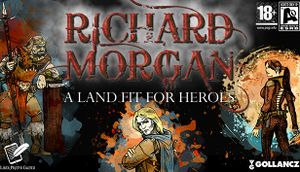 A Land Fit for Heroes cover