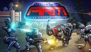 Alien Robot Monsters cover