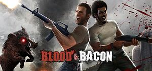 Blood and Bacon cover