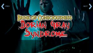 Brink of Consciousness: Dorian Gray Syndrome Collector's Edition cover