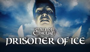 Call of Cthulhu: Prisoner of Ice cover