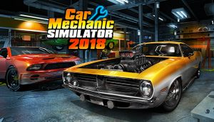 Car Mechanic Simulator 2018 cover