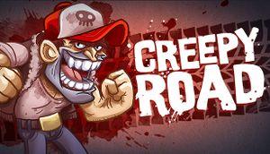 Creepy Road cover