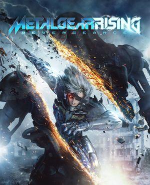 Metal Gear Rising: Revengeance cover