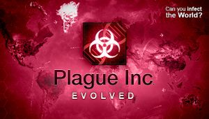 Plague Inc: Evolved cover