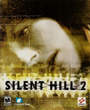 Silent Hill 2: Director's Cut cover