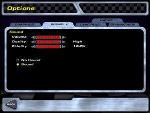 Viper Racing - PCGamingWiki PCGW - bugs, fixes, crashes, mods