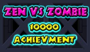Zen vs Zombie cover